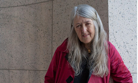 Mary Beard, professor of classics at the University of Cambridge and a fellow of Newnham College