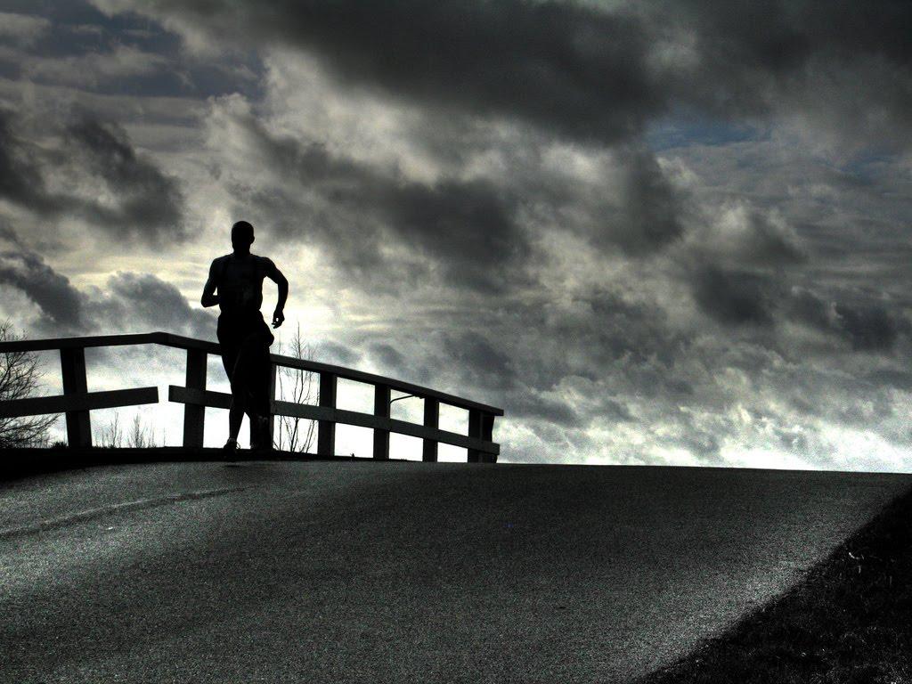 long distance running