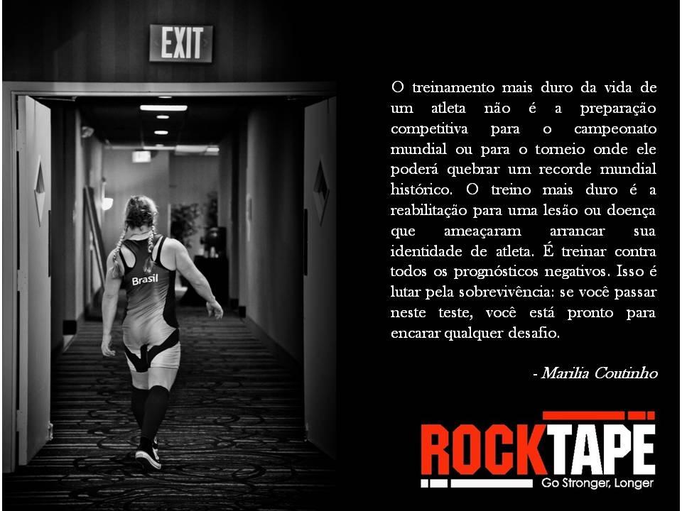 treino mais duro ROCKTAPE