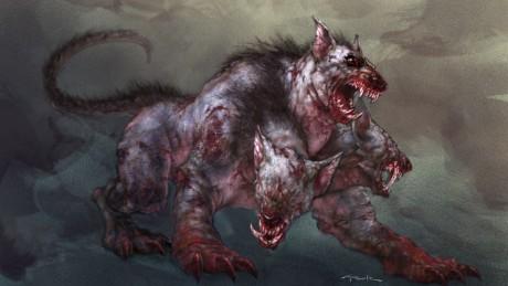 Mole_Cerberus_concept_art_in_God_of_War_II