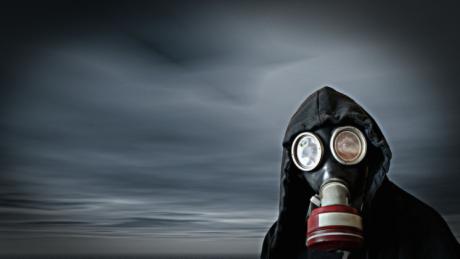 mask-gas-mask-toxic-environment